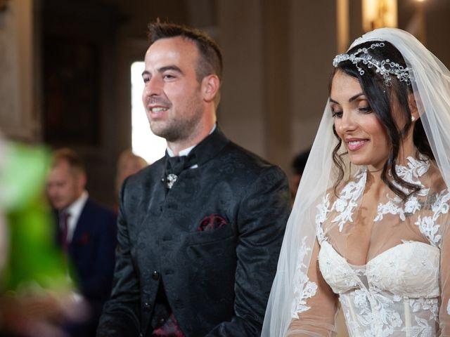 Il matrimonio di Fabio e Denise a Parma, Parma 113