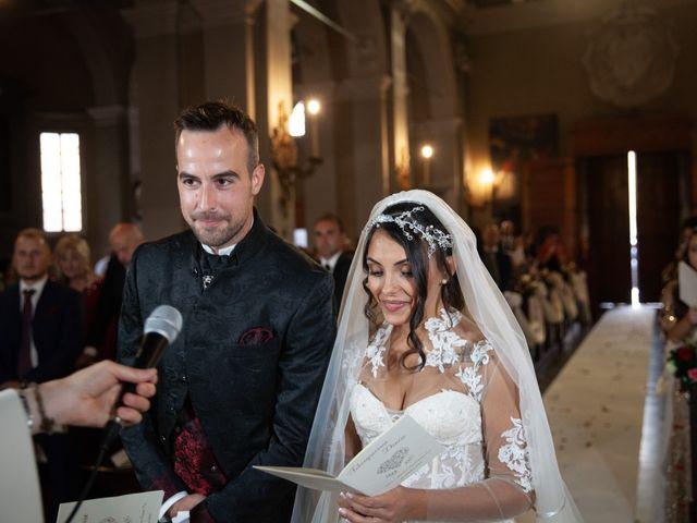 Il matrimonio di Fabio e Denise a Parma, Parma 115