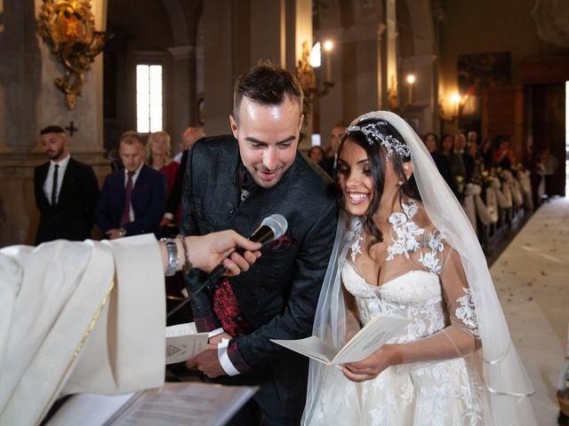 Il matrimonio di Fabio e Denise a Parma, Parma 116