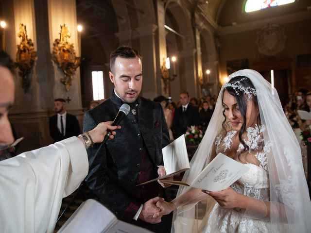 Il matrimonio di Fabio e Denise a Parma, Parma 118