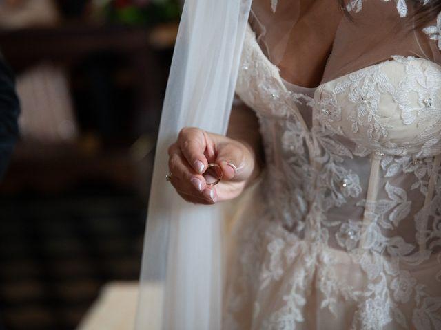 Il matrimonio di Fabio e Denise a Parma, Parma 124