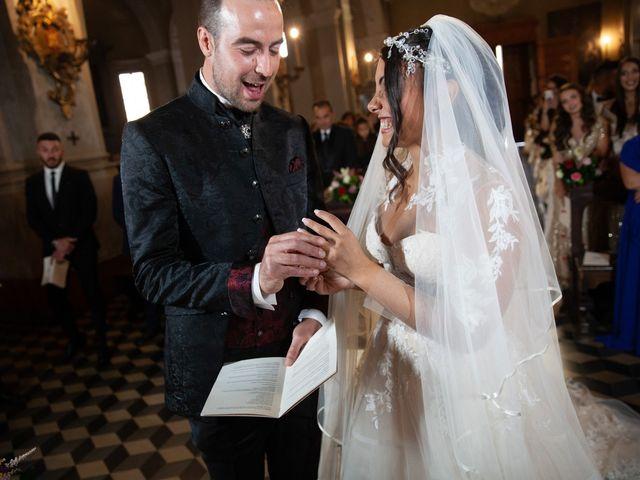 Il matrimonio di Fabio e Denise a Parma, Parma 125
