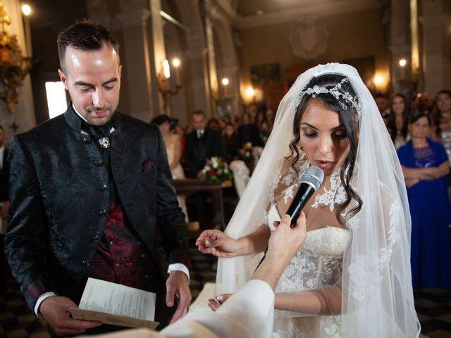 Il matrimonio di Fabio e Denise a Parma, Parma 126