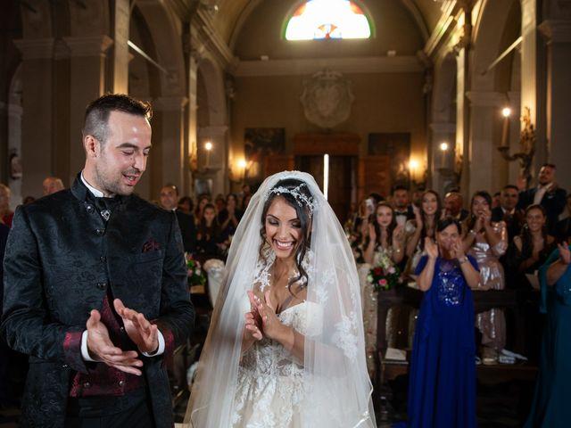Il matrimonio di Fabio e Denise a Parma, Parma 127