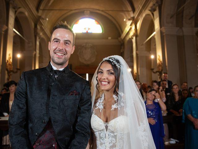 Il matrimonio di Fabio e Denise a Parma, Parma 128
