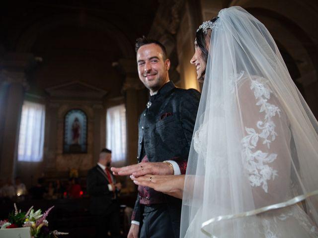 Il matrimonio di Fabio e Denise a Parma, Parma 129
