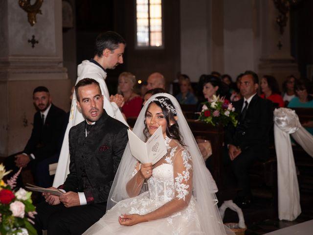 Il matrimonio di Fabio e Denise a Parma, Parma 132