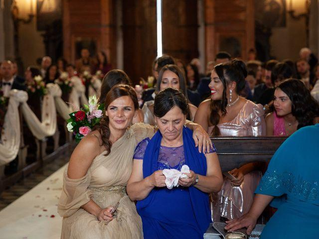 Il matrimonio di Fabio e Denise a Parma, Parma 133