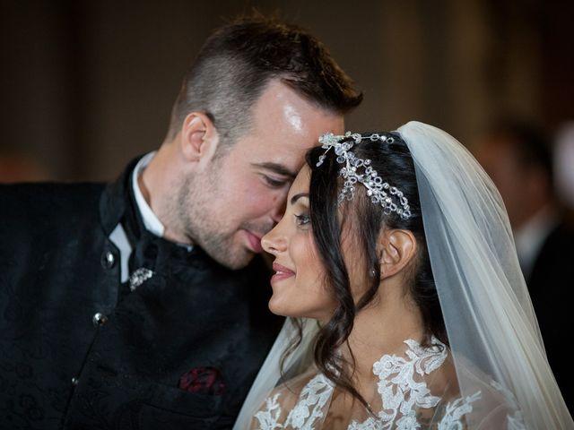 Il matrimonio di Fabio e Denise a Parma, Parma 136