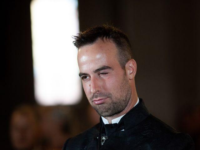 Il matrimonio di Fabio e Denise a Parma, Parma 137