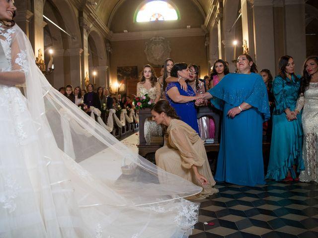 Il matrimonio di Fabio e Denise a Parma, Parma 139