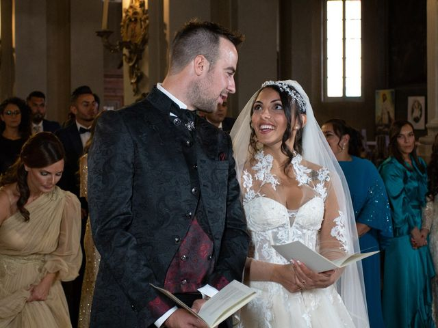 Il matrimonio di Fabio e Denise a Parma, Parma 140