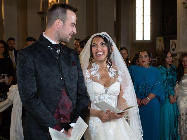 Il matrimonio di Fabio e Denise a Parma, Parma 141