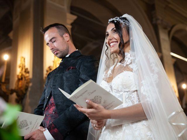 Il matrimonio di Fabio e Denise a Parma, Parma 144