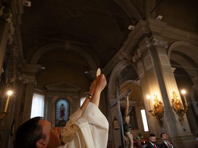 Il matrimonio di Fabio e Denise a Parma, Parma 145
