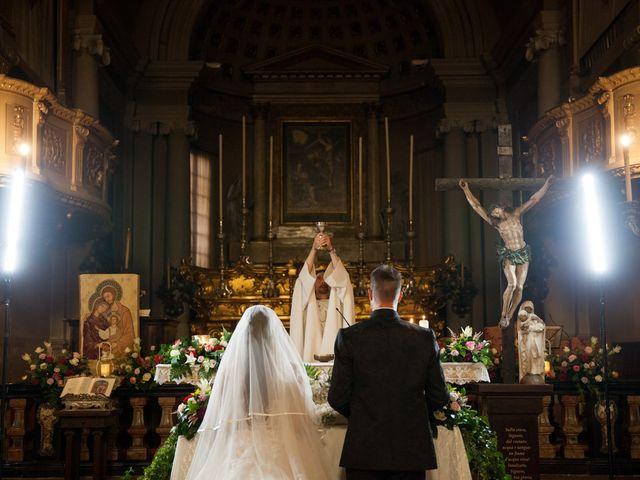 Il matrimonio di Fabio e Denise a Parma, Parma 146