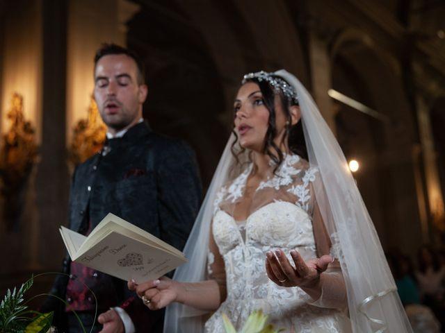 Il matrimonio di Fabio e Denise a Parma, Parma 148