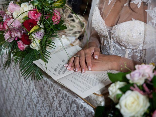 Il matrimonio di Fabio e Denise a Parma, Parma 149