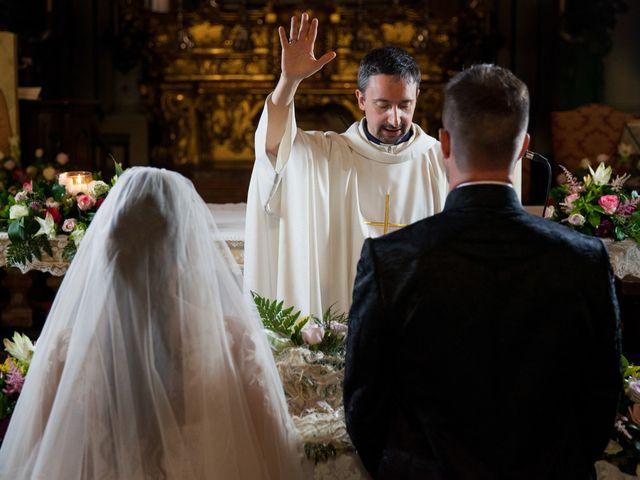Il matrimonio di Fabio e Denise a Parma, Parma 150
