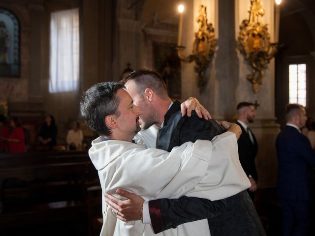 Il matrimonio di Fabio e Denise a Parma, Parma 153