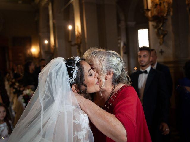 Il matrimonio di Fabio e Denise a Parma, Parma 159