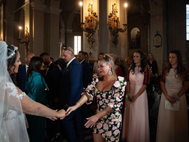 Il matrimonio di Fabio e Denise a Parma, Parma 160