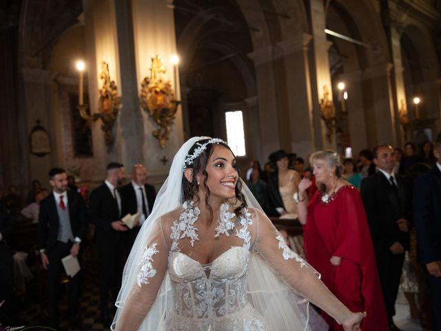 Il matrimonio di Fabio e Denise a Parma, Parma 162