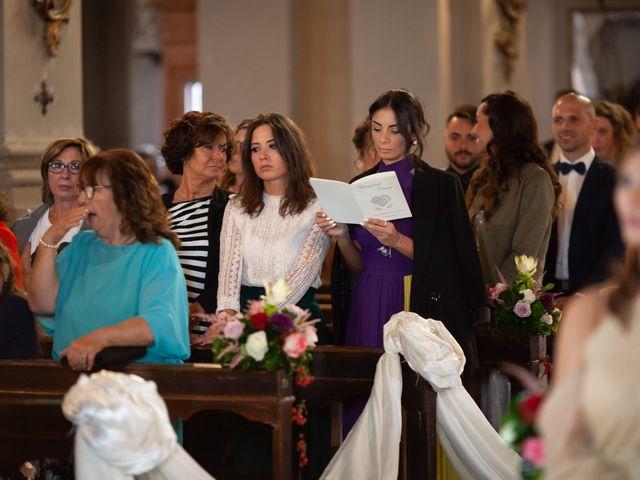 Il matrimonio di Fabio e Denise a Parma, Parma 165