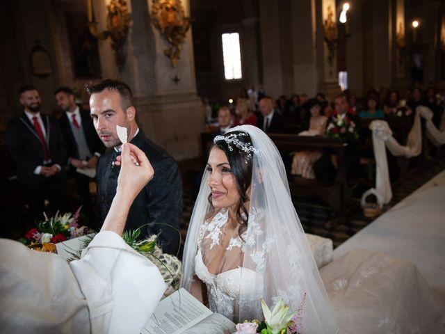 Il matrimonio di Fabio e Denise a Parma, Parma 169
