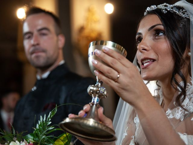 Il matrimonio di Fabio e Denise a Parma, Parma 171