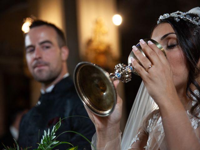 Il matrimonio di Fabio e Denise a Parma, Parma 172
