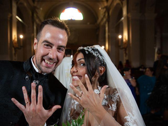 Il matrimonio di Fabio e Denise a Parma, Parma 173