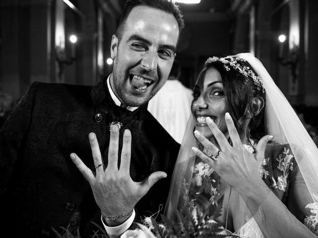 Il matrimonio di Fabio e Denise a Parma, Parma 174