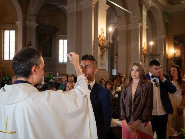 Il matrimonio di Fabio e Denise a Parma, Parma 175