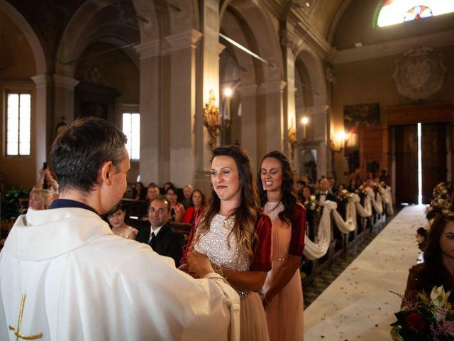 Il matrimonio di Fabio e Denise a Parma, Parma 176