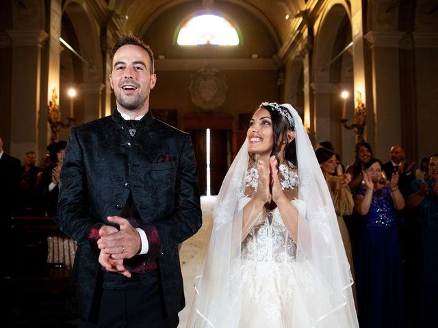 Il matrimonio di Fabio e Denise a Parma, Parma 179