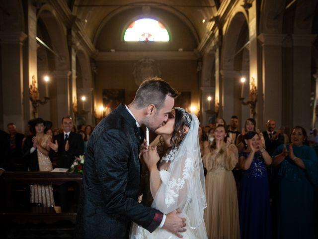 Il matrimonio di Fabio e Denise a Parma, Parma 180