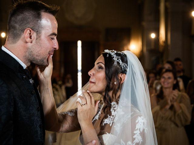 Il matrimonio di Fabio e Denise a Parma, Parma 181