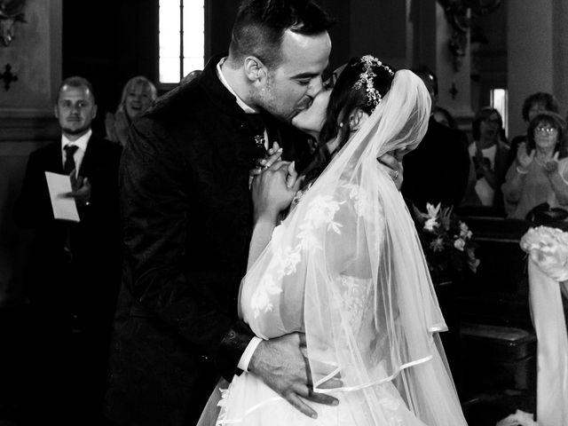 Il matrimonio di Fabio e Denise a Parma, Parma 182