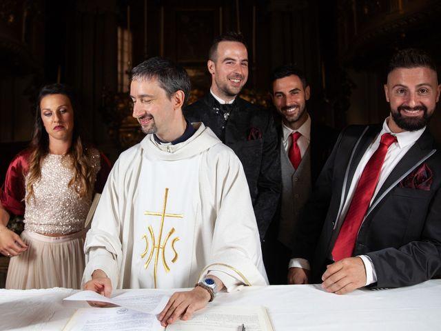 Il matrimonio di Fabio e Denise a Parma, Parma 186