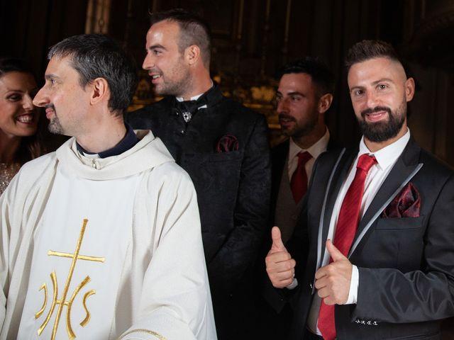 Il matrimonio di Fabio e Denise a Parma, Parma 187