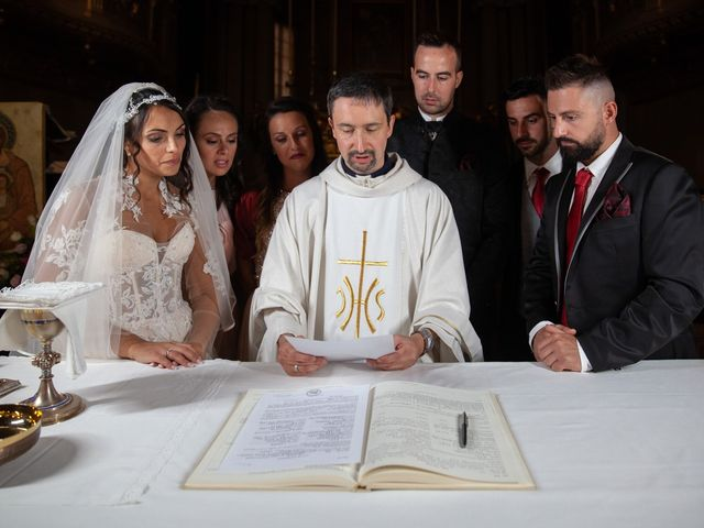 Il matrimonio di Fabio e Denise a Parma, Parma 188