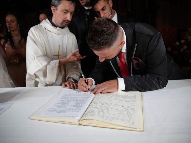 Il matrimonio di Fabio e Denise a Parma, Parma 193