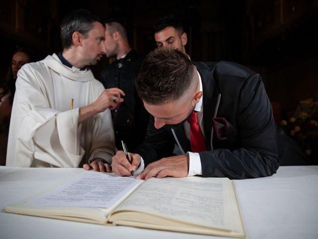 Il matrimonio di Fabio e Denise a Parma, Parma 194