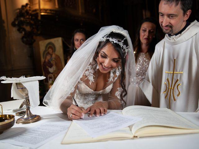 Il matrimonio di Fabio e Denise a Parma, Parma 196