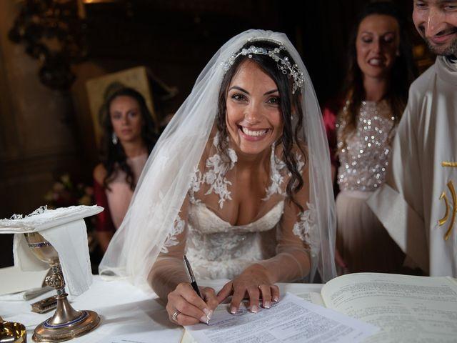 Il matrimonio di Fabio e Denise a Parma, Parma 197