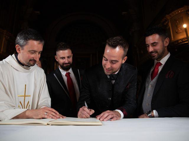 Il matrimonio di Fabio e Denise a Parma, Parma 199