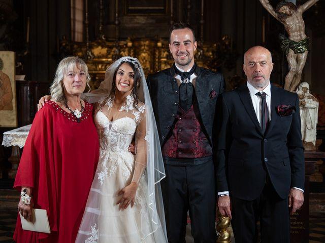 Il matrimonio di Fabio e Denise a Parma, Parma 202