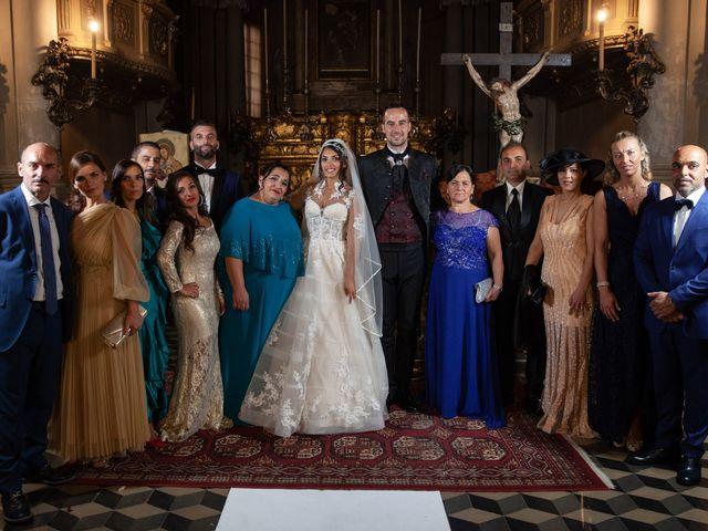 Il matrimonio di Fabio e Denise a Parma, Parma 203