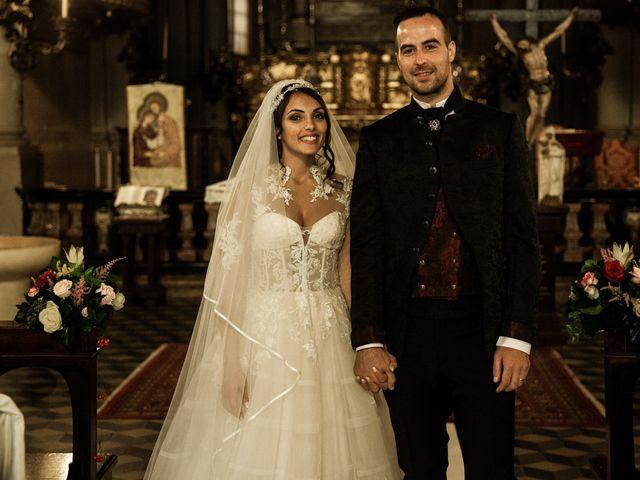 Il matrimonio di Fabio e Denise a Parma, Parma 204